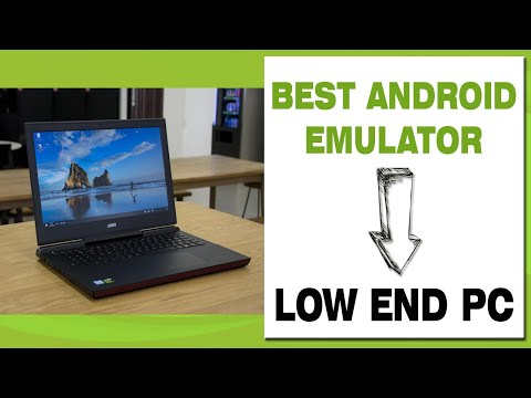 Android Emulator For Pc/Windows 7 Without VT( Virtualization Technology)2018