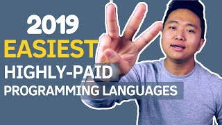Top 3 EASIEST and HIGHLY PAID Programming Languages to Learn in 2019