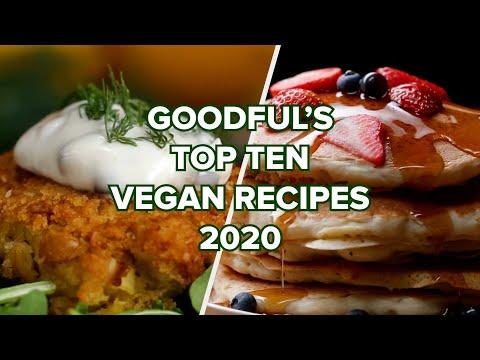 Goodful's Top Ten Vegan Recipes of 2020