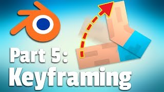 Making a Minecraft Animation | Part 5: Keyframing (Tutorial)