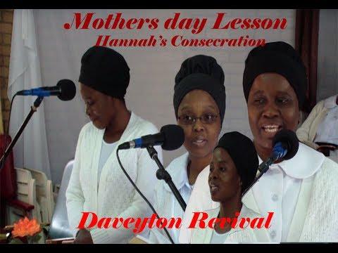 Apostolic Faith Church South Africa Sunday School  Sis Mnagena  Daveyton