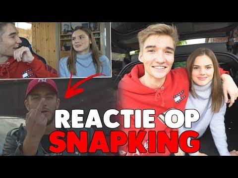 REACTIE OP GIO DISSTRACK VAN SNAPKING (ROAST)