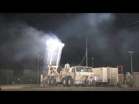 US approves sale of $15bn Thaad missile defence system to Saudi Arabia