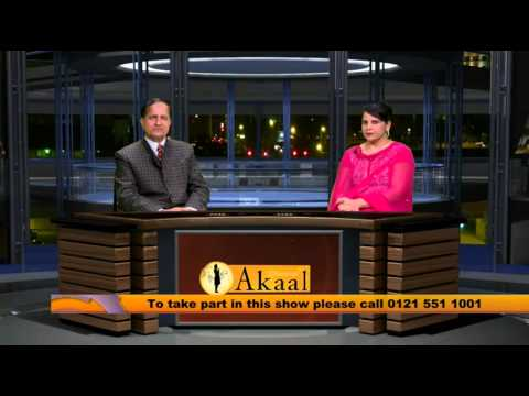 Punjab National Bank on Akaal Channel 03