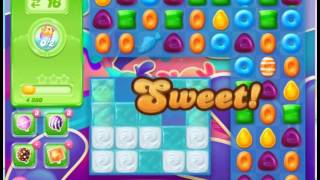 Candy Crush Jelly Saga Level 166 No Boosters