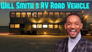 Video Will Smith's RV Road Vehicle Inside download MP3, 3GP, MP4, WEBM, AVI, FLV April 2018