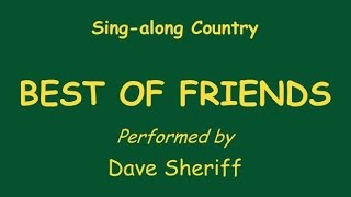 Sing-along Country - BEST OF FRIENDS