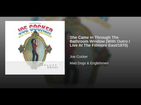 She Came In Through The Bathroom Window (With Outro / Live At The Fillmore East/1970)