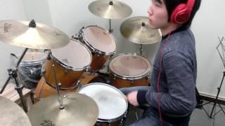 [中3 Drums Cover]RADWIMPS-前前前世(original ver.)