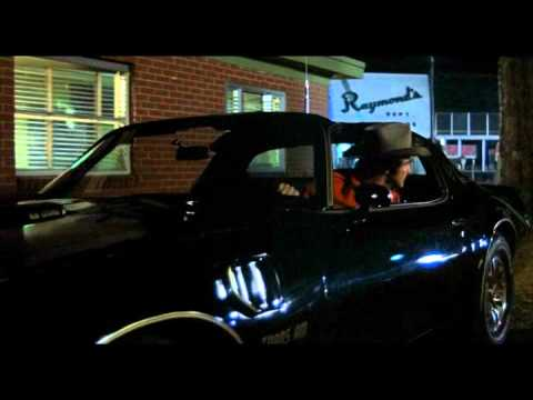 smokey and the bandit scene best funny smile firebird car