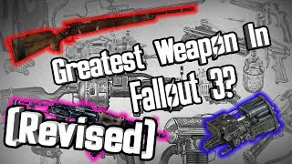 Fallout Fives | Greatest Weapons in Fallout 3 | Revised