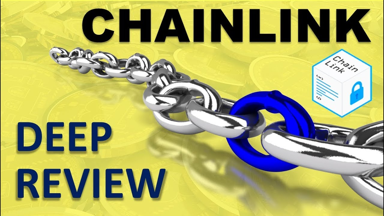 Chainlink (LINK Coin) deep review
