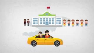 с 15 февраля начнёт работать проект «Электронная запись в школу»