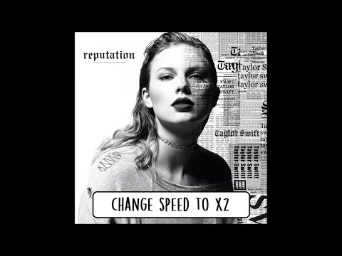 Taylor Swift - Getaway Car (Audio)
