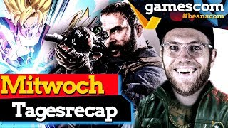 Recap Mittwoch: Call of Duty Modern Warfare, Bloodlines 2, Dragon Ball Z Kakarot | gamescom 2019
