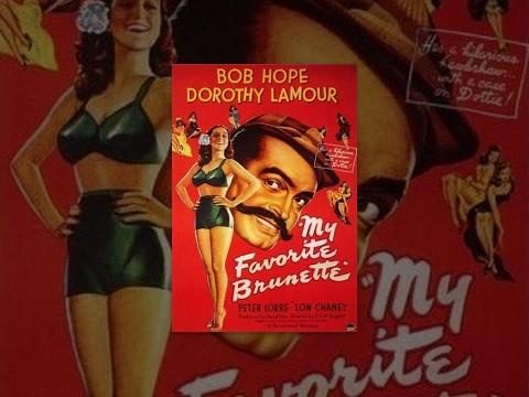 Моя любимая брюнетка (1947) фильм