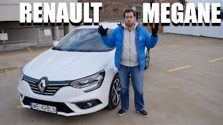 Renault Megane 2016 (ENG) - Test Drive and Review