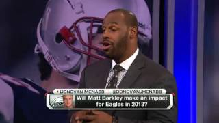 Will Matt Barkley make an impact with the Philadelphia Eagles?