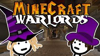 Im Krieg mit Zombey | Minecraft: Warlords
