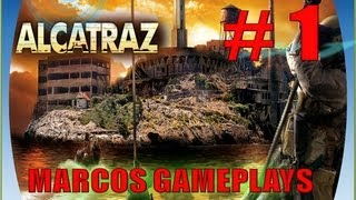 Alcatraz PC Game: Mission 1 - Gameplay
