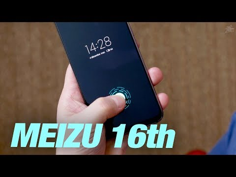 Meizu 16th : Ultra puissant, Super Amoled et sans notch !