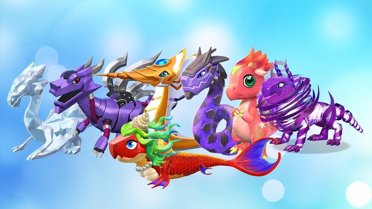 фото драконов в игре легенды дракономании прессы сразу