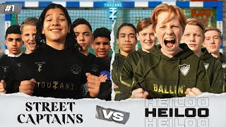 StreetCaptains vs Heiloo | FC Straat League #1