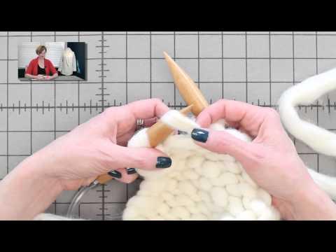 Knitting Help - Correctly-Mounted vs. Twisted Stitches