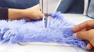 Descubre en este video un pie prensatelas especial para coser las telas de hilo largo como el peluche, las felpas, borrega o coral. Suscríbete para más videos ...