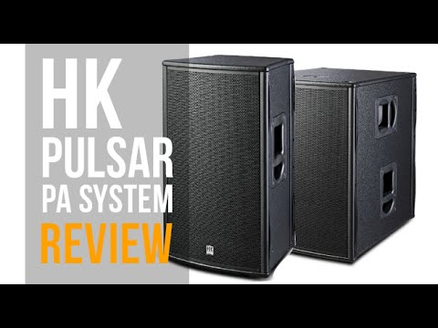 hk audio pulsar system review guitar interactive. Black Bedroom Furniture Sets. Home Design Ideas