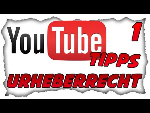 YOUTUBE TIPPS #1: Urheberrecht (+ Kostenlose Musik)