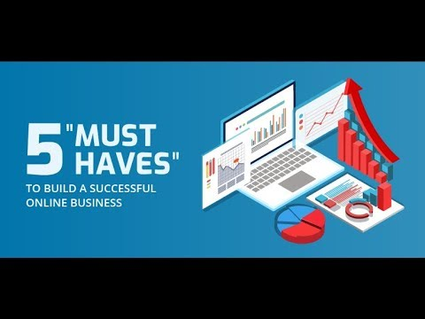 How to Build a Successful Online Business Step by Step Beginner's Guide thumbnail