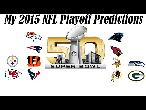 2015 NFL Playoff Predictions