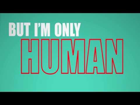 Rag'n'Bone Man - Human (lyric video - kinetic typography)