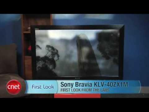 Sony Bravia Z Series KLV-40ZX1M 40-Inch 1080p LED Monitor Review