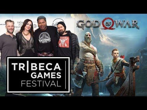 God of War  Gotham Geek Girl  Tribeca Games Festival