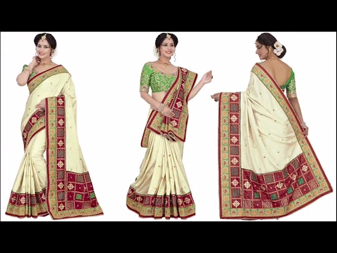 image of Wedding Sarees youtube video 2
