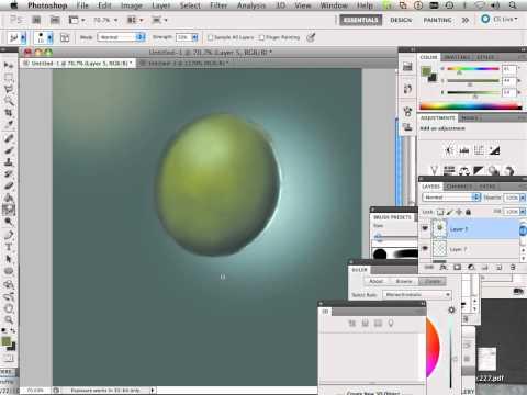 1301 Photoshop CS5 (Chapter 13 Intro).mov