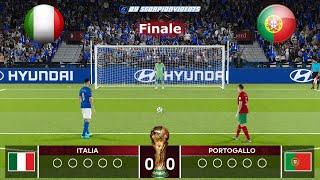 Pes 2021 Italia Vs Portogallo Finale Fifa World Cup Qatar 2022 Calci Di Rigore MP3