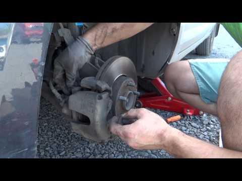 Как поменять колодки на форд фокус 2