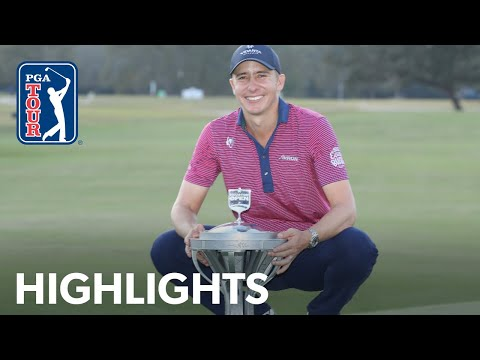 Highlights | Round 4 | Vivint Houston Open 2020