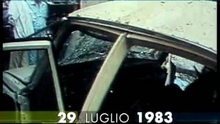 29 luglio 1983  Chinnici: una morte annunciata