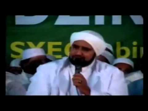 sholawat nabi ya hanana habib syech