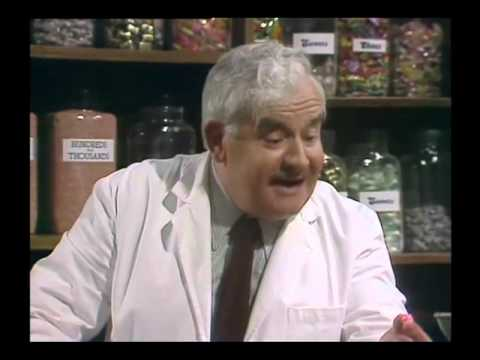 The Two Ronnies - Sweet Shop Sketch