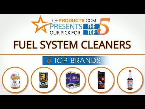 Best Fuel System Cleaner Reviews 2017 – How to Choose the Best Fuel System Cleaner