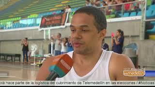 Jhon José se superó gracias al Rugby en Silla de Ruedas [Noticias] - Telemedellín