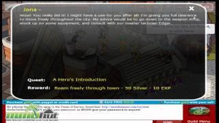 Sacred Seasons Gameplay - First Look HD
