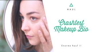 BIG HAUL & CRASHTEST MAQUILLAGE 100% BIO ! | SHAKERMAKER