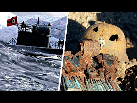 A SECRET GERMAN BASE IN THE ARCTIC HAS BEEN FOUND