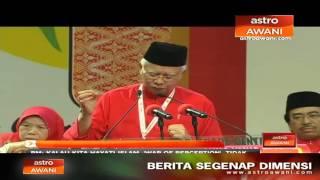 Presiden UMNO: Amal sikap hormat menghormati